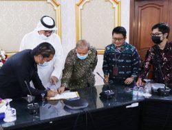 Perusahaan Arab Saudi dan Perusahaan BUMN Teken MoU Kerja Sama Dagang