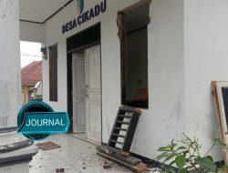 Nurhadi Minta Tindak Pidana Korupsi Turun Audit Pembangunan Desa Cikadu Cibatu
