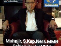 Selamat Ultah Ke-64 Jenderal (Purn) TNI Moeldoko, Ucap Muhajir Sekjen Partai UKM