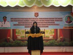DPMK Gayo Lues Gelar Pelaksanaan Kegiatan Pembinaan dan Pemberdayaan BUMDes dan Lembaga Kerjasama Antardesa