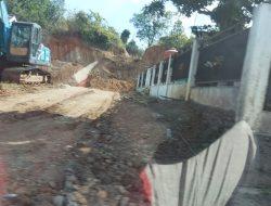 Diduga PT Diza Matra Powerindo Beli Tanah Urug Ilegal Oknum Aparat Tutup Mata
