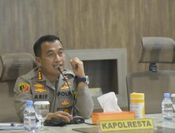 Kapolresta Cirebon Ajak Semua Pihak Berperan Aktif Bantu Penanganan Pandemi Covid-19