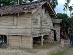 Puluhan rumah Tak Layak Huni Di Buket Linteung Langkahan