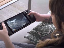 Perangkat Baru Buat Para Gamer, Steam Deck Enak Digenggam