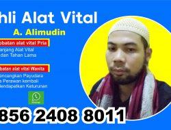 Pengobatan Alat Vital Jakarta Bapak A. Alimudin / Aa.m.paiz dari Banten Terbukti Ditempat 085624088011