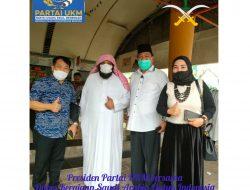 Presiden Partai UKM: Momentum Jumpa Dubes Saudi Untuk Indonesia Semoga Bisa Kerjasama