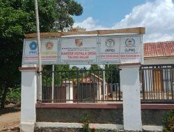 Diduga DD Desa Tulung Balak Bermasalah, pihak terkait diminta Segera lakukan pemeriksaan.