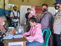 Gebyar Vaksinasi Mahija Abhinaya Paramesti Di Serbu Masyarakat