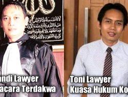 Pengacara Terdakwa Pencabulan Anggap Tuntutan Jaksa Profesional, Kuasa Hukum Korban Harapkan Tuntutan Sesuai Ancaman