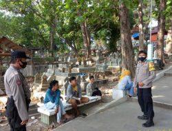 Unit Samapta Polsek Gunung Jati Polres Cirebon Kota Patroli Mobile dan Patroli Dialogis