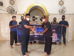 "Slogan ""Dekat dan Bersahabat"" Bakti Sosial, Program 100 Tajug 1000 Al-Qur'an Polres Cirebon Kota"