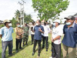 Dukung Realisasi Tanjung Enim Kota Wisata, Dirut PT BA Silaturahmi Dengan Seluruh Stakeholder