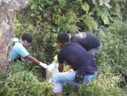 Warga Kota Pagaralam Di Hebohkan Adanya Penemuan Mayat Dalam Karung
